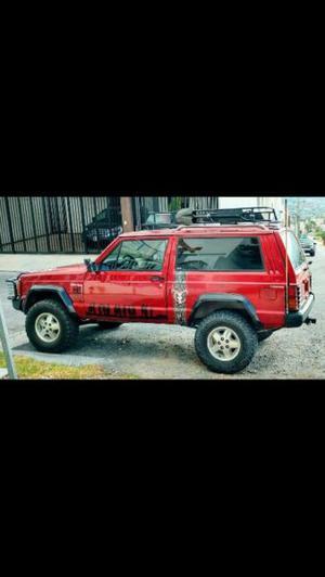 Jeep Cherokee 4 x