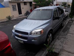 Chevrolet Uplander Familiar