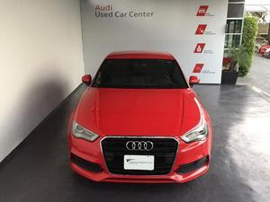 Audi AP Sedan S Line L4 1.8 T Aut