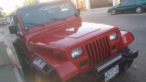 Jeep wrangler 93