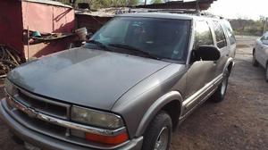 Chevrolet Blazer Familiar
