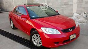Honda Civic coupé Ex edición especial
