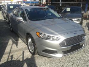 Ford Fusion p SE L4 aut