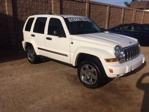 JEEP LIBERTY LIMITED 4X4 EXC CONDICCIONES