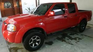 Venta Camioneta Nissan Frontier  Rojo