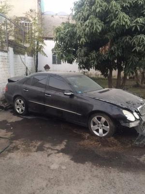 Mercedes-Benz Clase E Sedán