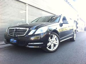 Blindaje Nivel 4 Mercedes Benz E Class p E 500