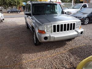 Jeep Commander 4 x