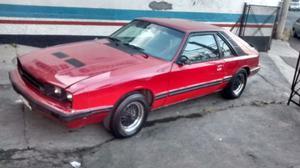 Ford Mustang burbuja