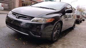 Honda Civic Coupe Si 08