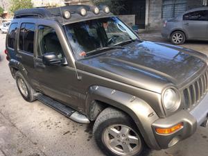 Jeep Liberty Renegade 4x