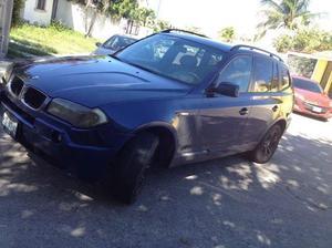 Hermosa  BMW X3 2.5siA Top Line Auto