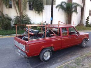 Ford Mini Ranger , transmision automatica, motor 6