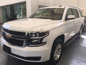 Chevrolet Suburban  LS V8/5.3 Aut 2da/Banca