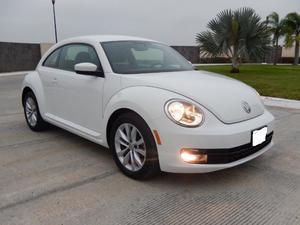 VW BEETLE SPORT  NUEVO AUTOMATICO MEXICANO REMATO