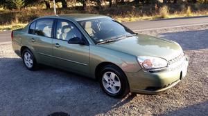 Chevrolet Malibû Sedán