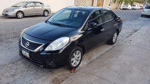 NISSAN VERSA  ADVANCE EQUIPADO STD