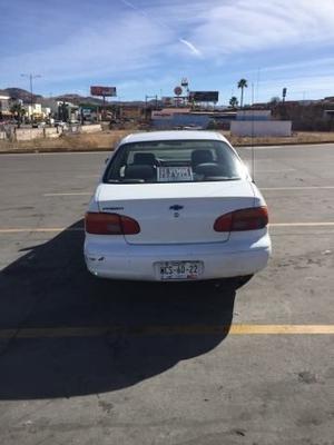 Chevrolet Geo Sedán