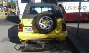 Chevrolet Geo Descapotable