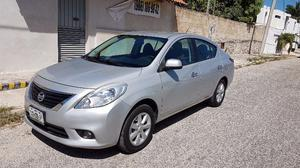 NISSAN VERSA  ADVANCE STD UN DUEÑO
