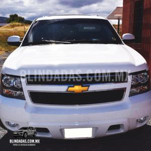 Blindada Chevrolet Suburban Paquete D 4x4 Blindado