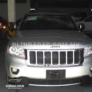 Blindada Jeep Grand Cherokee Limited 4x4 Blindado