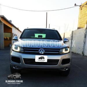 Blindada Volkswagen Touareg V6 TDI  Blindado