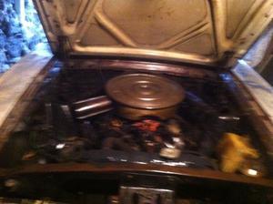 Ford Mustang Cupé  Para Restaurar