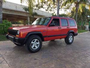 Jeep Cherokee Sport 4x4 6 cil Aut