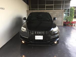 Audi Q QUATTRO SLINE 3.0T TIPTRONIC