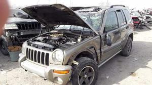 Jeep Liberty 5p Renegade aut 4x4 piel CD ABS