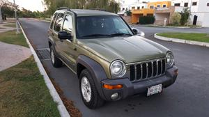 Jeep Liberty  impecable