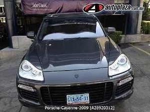 Porsche Cayenne p VUD V8 Tiptronic Turbo S