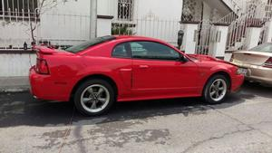 Ford Mustang gt Cupé  original piel AUT