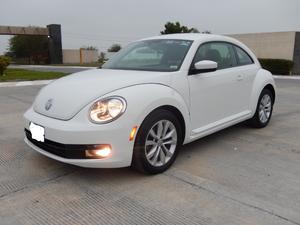 VW BEETLE SPORT  AUTOMATICO EQUIPADO NUEVO REMATO