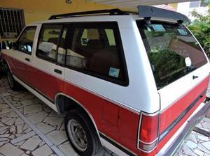 Chevrolet Blazer Minivan