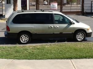 Chrysler Grand Voyager Minivan