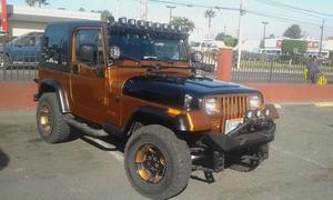 Jeep Wrangler 4 x