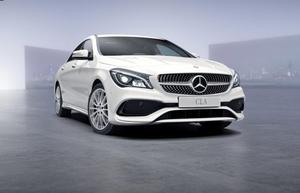 Mercedes-Benz CLA Class  CGI Sport L4/2.0/T Aut