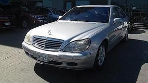 Mercedes-Benz 500 SL V-8 Sedan  S 500 L