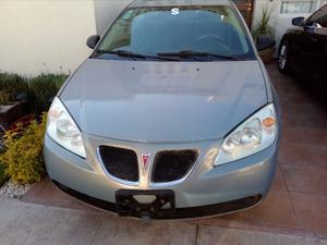 Pontiac G6 Sedán