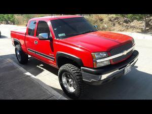 Chevrolet Silverado 4 x