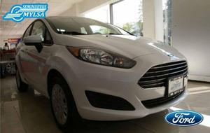 Ford Fiesta  S L4/1.6 Aut