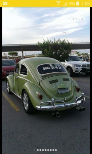 Volkswagen vocho 70 tocado headers rines