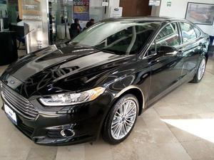 Ford Fusion Se Luxury Plus