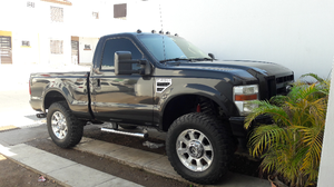 Ford superduty 4x4