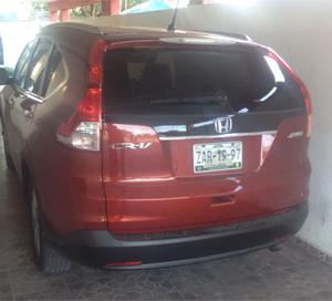 Honda CRV EXL NAVI 4WD  full equipo