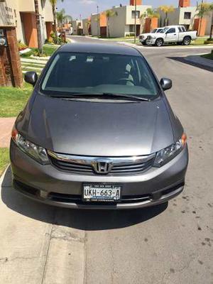 Honda Civic 4p DMT LX sedan 5vel
