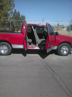 Pick-up ford f-150. Año.