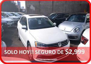 Autos Usados Volkswagen Jetta Automatico Quemacocos